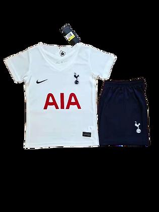 Tottenham Hotspur Home Kids Kit 2021/22