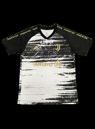 Juventus Adidas Pre Match Training Shirt 2020/21