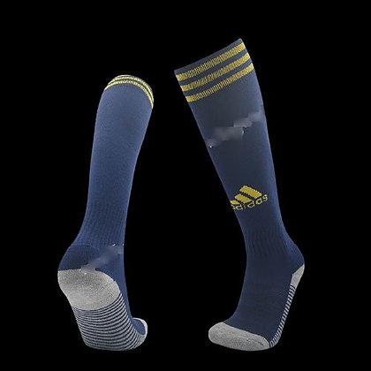 Boca Juniors Home Kids Socks 2020/21