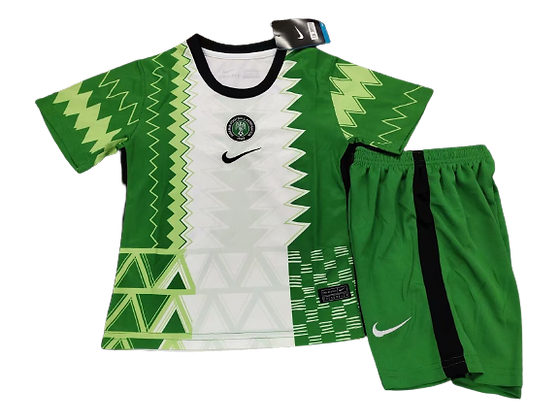 Nigeria Kids Home Kit 2020/21