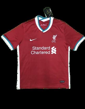 Liverpool Nike Home Shirt 2020/21