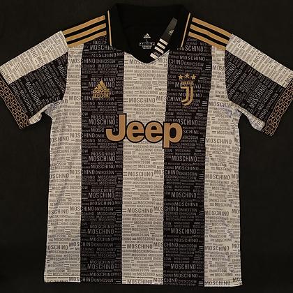 Juventus Adidas x Moschino Concept Shirt