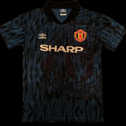 Manchester United 1992/93 Retro Kit