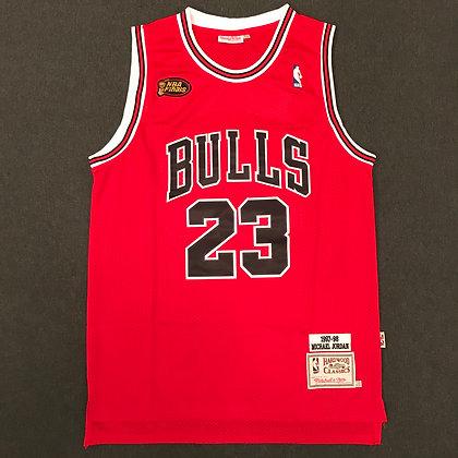 Chicago Bulls 1998 NBA Finals Jersey