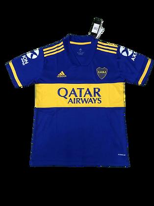 Boca Juniors Adidas Home Shirt 2020/21