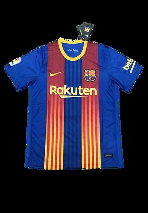 Barcelona Nike Fourth Shirt 2020/21