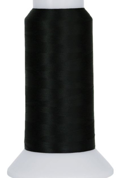 #7010 Black - MicroQuilter 3,000 yd. cone
