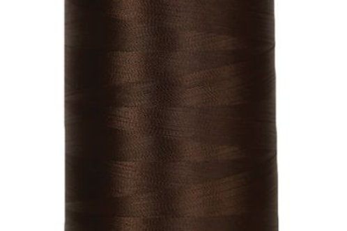 #7029 Dark Brown - MicroQuilter 3,000 yd. cone