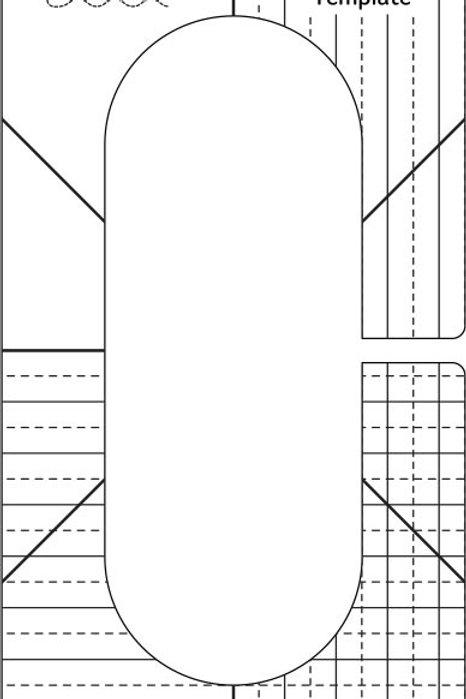 2 x 6 Pillbox Template