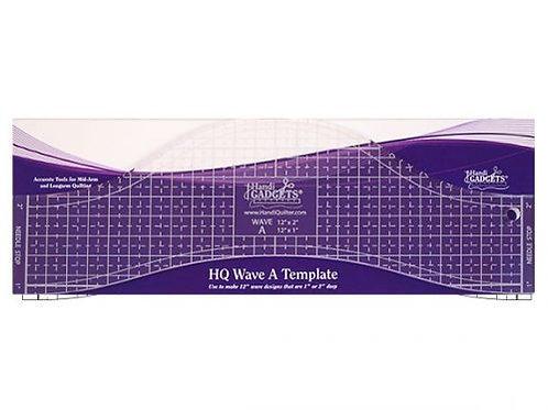Ruler Wave A 12″