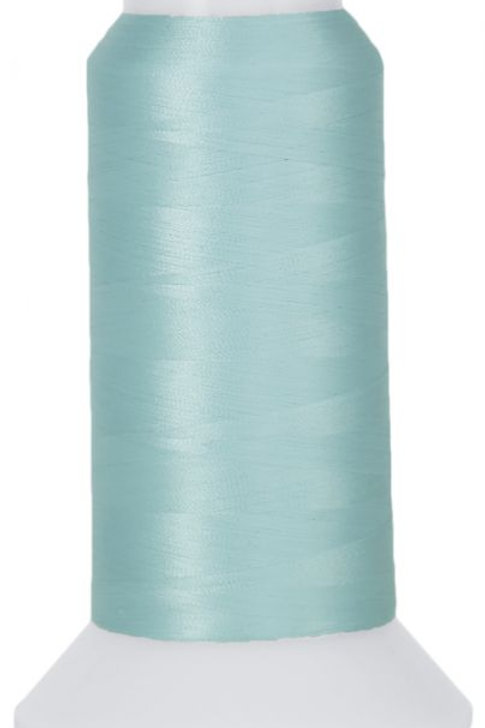 #7022 Light Turquoise - MicroQuilter 3,000 yd. cone