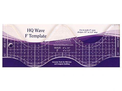 Ruler-Wave F 4″