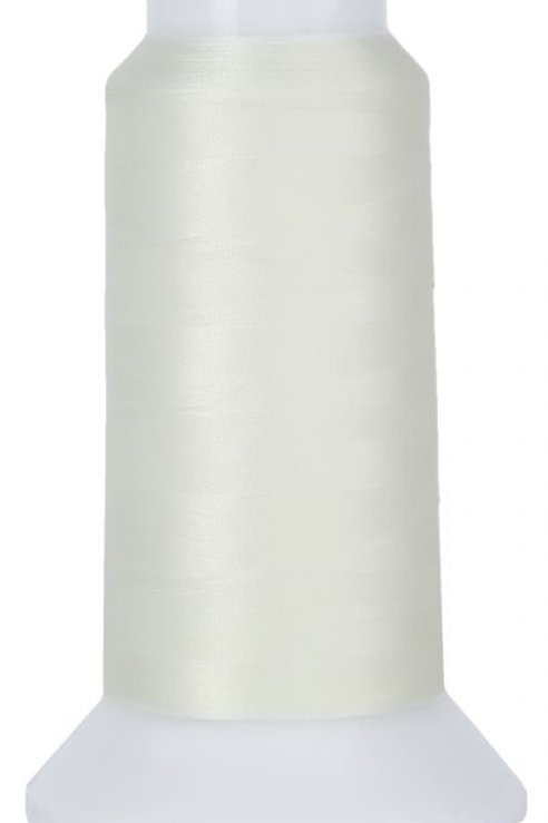 #7001 Natural White - MicroQuilter 3,000 yd. cone