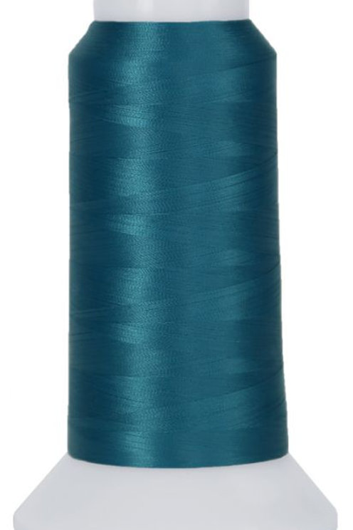 #7021 Turquoise - MicroQuilter 3,000 yd. cone