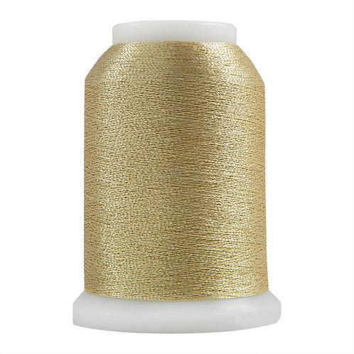 Metallics #002 Light Gold Mini Cone