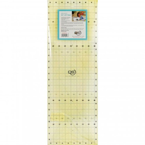 """Quilter's Select 8-1/2"""" x 24"""" Ruler"""