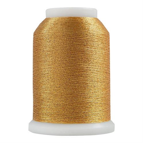 Metallics #007 Gold Mini Cone