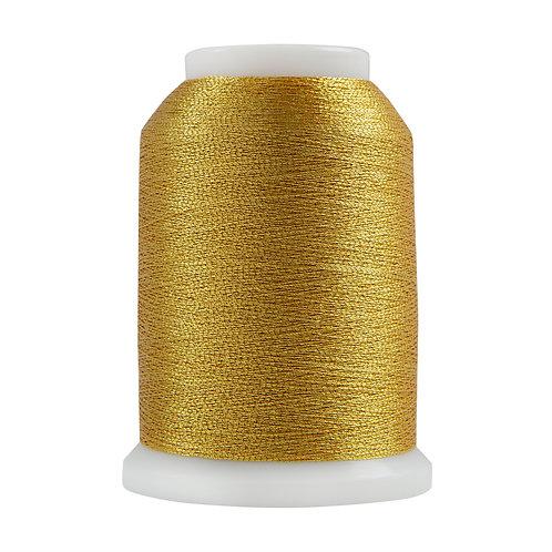 Metallics #009 Military Gold Mini Cone