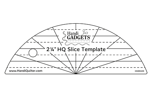 2.25″ HQ Slice Template