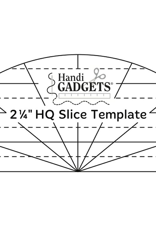 2 1/4″ HQ Slice Template