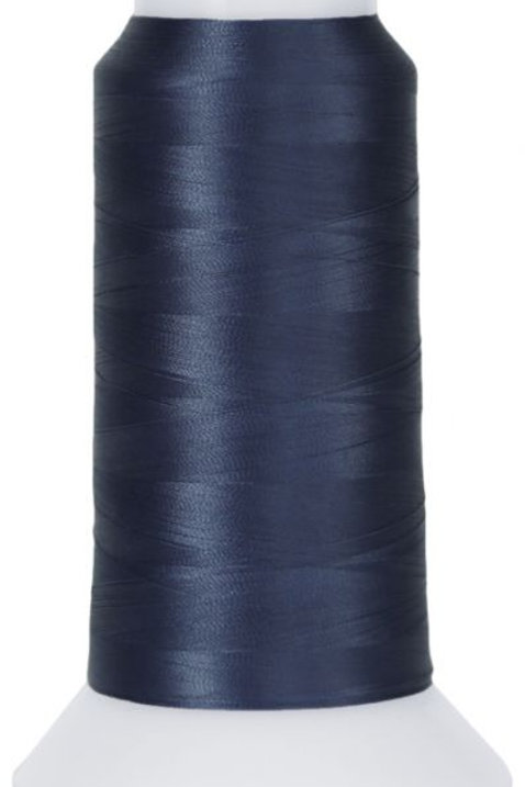 #7019 Medium Blue - MicroQuilter 3,000 yd. cone
