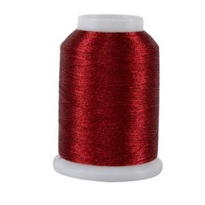 Metallics #062 Red Mini Cone