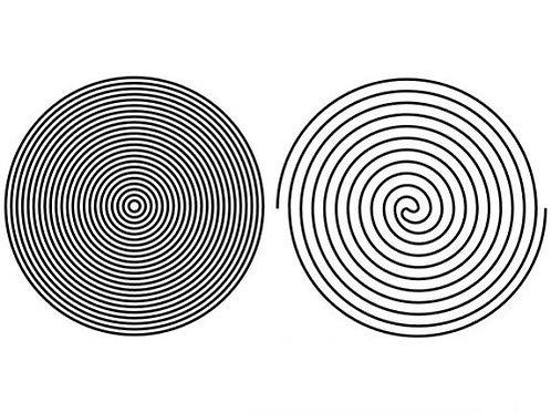 Dueling Circles 13″x24″ (Single Board)