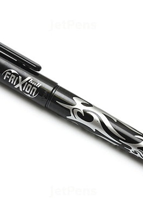 FriXion Gel Ball Pens - Black