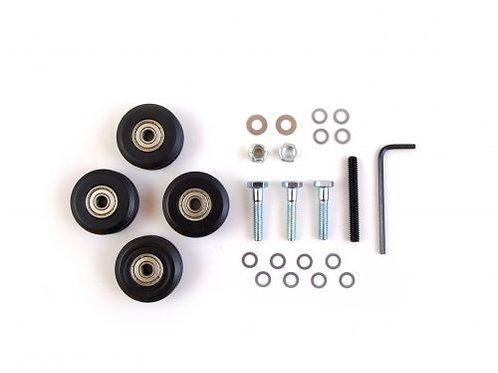Precision-Glide Machine Wheel Kit