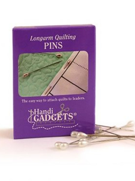 HQ Longarm Quilting Pins (Box of 144)