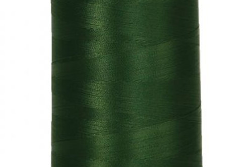 #7024 Green - MicroQuilter 3,000 yd. cone