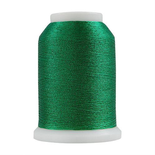 Metallics #027 Emerald Mini Cone