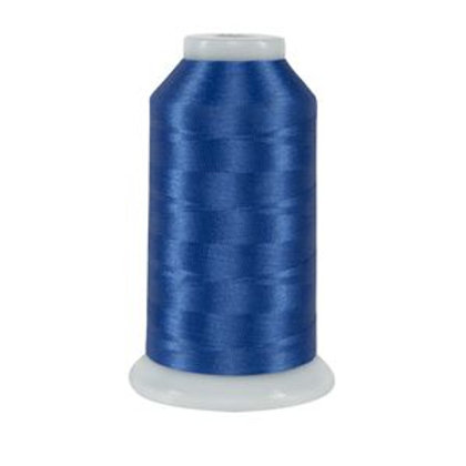 Description #40 Polyester thread - 3,000 yd. cone. Magnifico is a high-strength,
