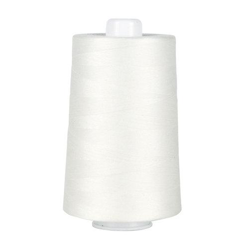 #3002 Natural White - OMNI 6,000 yd. cone