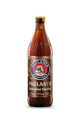 Cerveza Paulaner Weissbier Dunkel