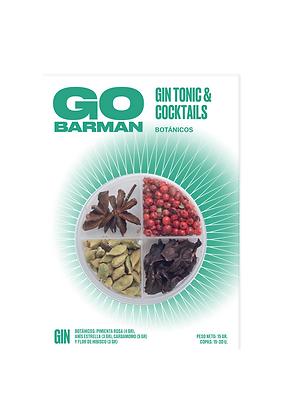 Go Barman Botánico Gin Tonic & Cocktails