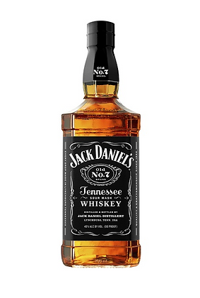 Whiskey Jack Daniel's Old #7
