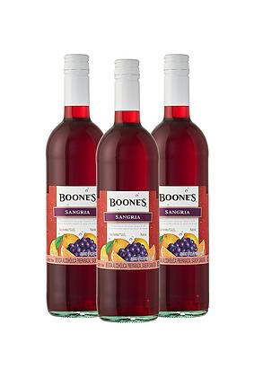 Promo #9: Vino frutado Boone's Sangría