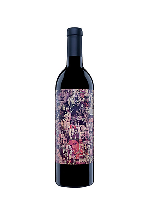 Vino Orin Swift Abstract