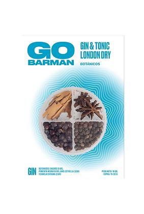 Go Barman Botánico Gin Tonic London Dry