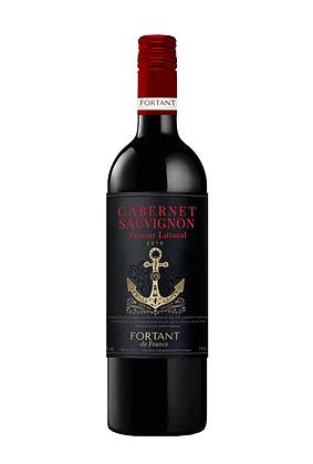 Vino Fortant Terroir Littoral Cabernet Sauvignon