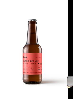 Cerveza Maddok Volcano Red Ale