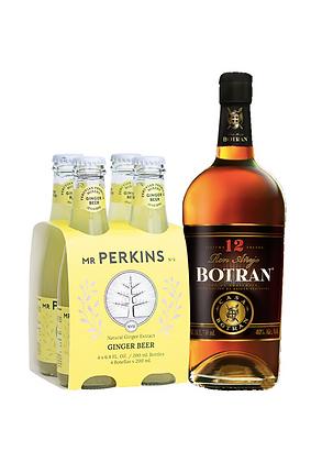 Promo #1: Ron Botrán, Mr. Perkins