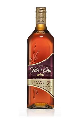 Ron Flor de Caña 7años