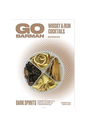 Go Barman Botánico Whisky & Rum