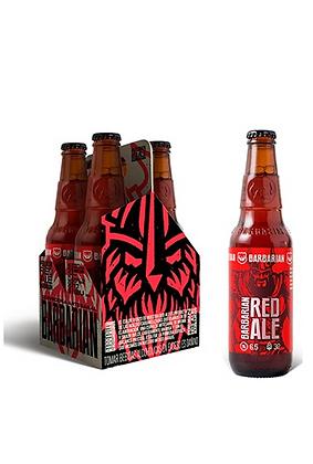Cerveza Barbarian Red Ale