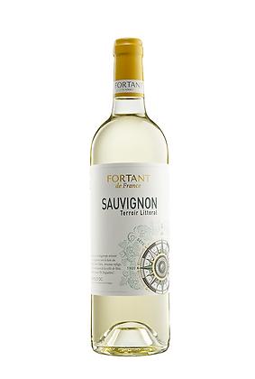 Vino Fortant Terroir Littoral Sauvignon Blanc