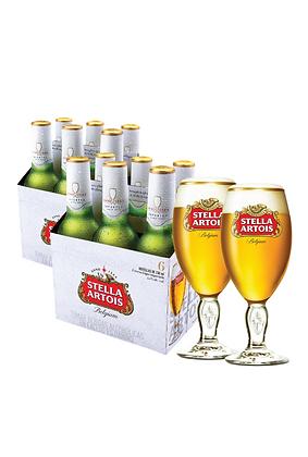 Promo #2: Stella Artois, Copas Caliz Stella Artois