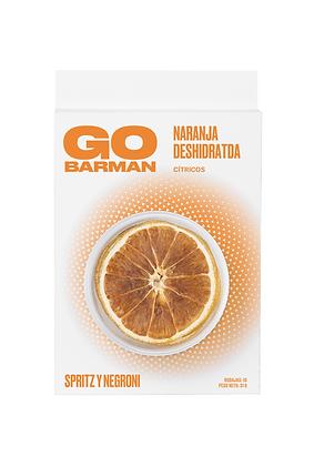 Go Barman Cítrico Deshidratado Naranja