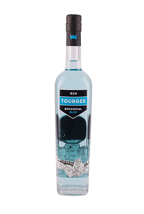Gin Tourgee Botanical Blue